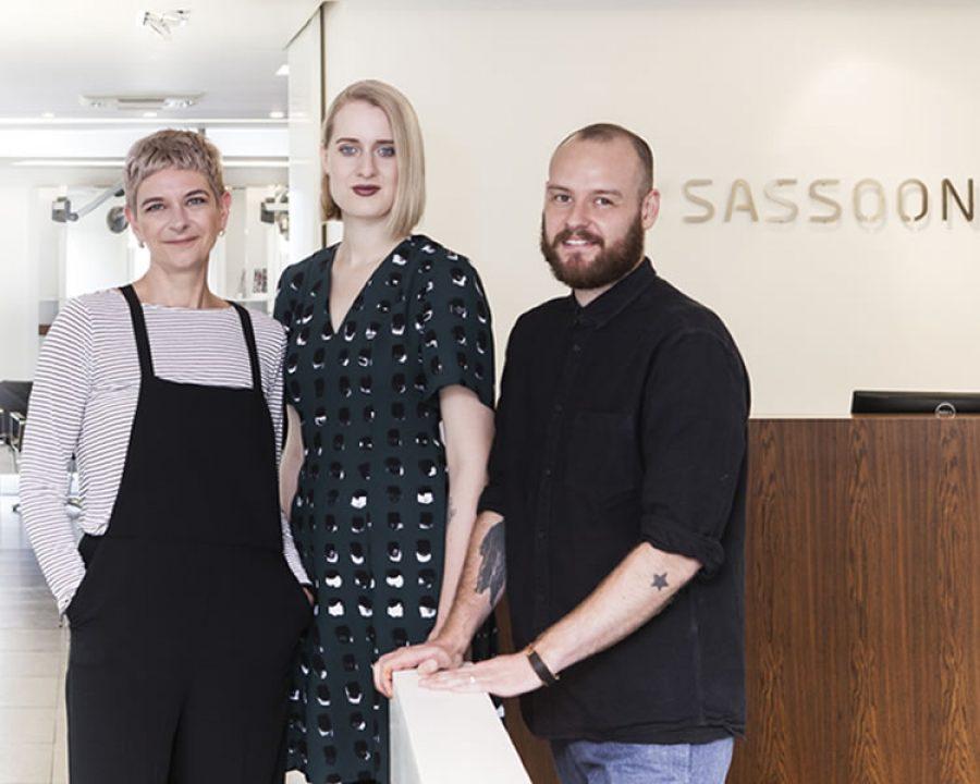 SASSOON Salon Düsseldorf: Die Kunst des Haare Färbens