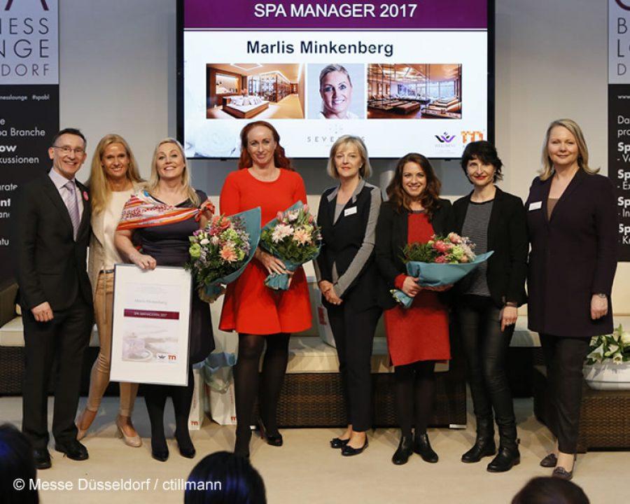 Nominierte Für Den Deutschen Fassaden Preis 2018 Stehen Fest: Spa Manager Des Jahres 2018: Nominierte Stehen Fest
