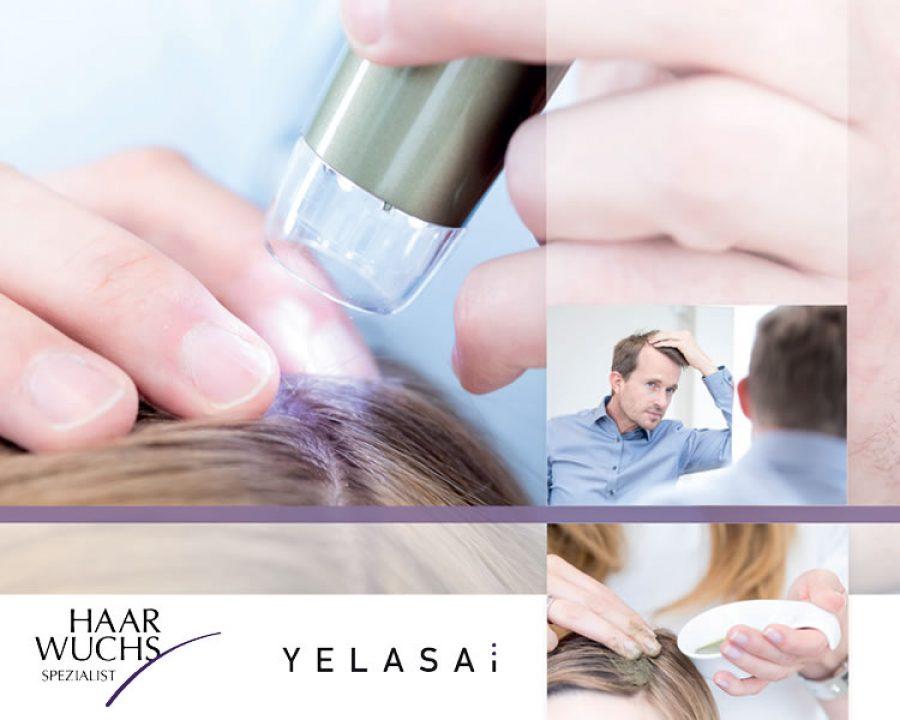 Vitales Haar - eine Frage der Kopfhautpflege