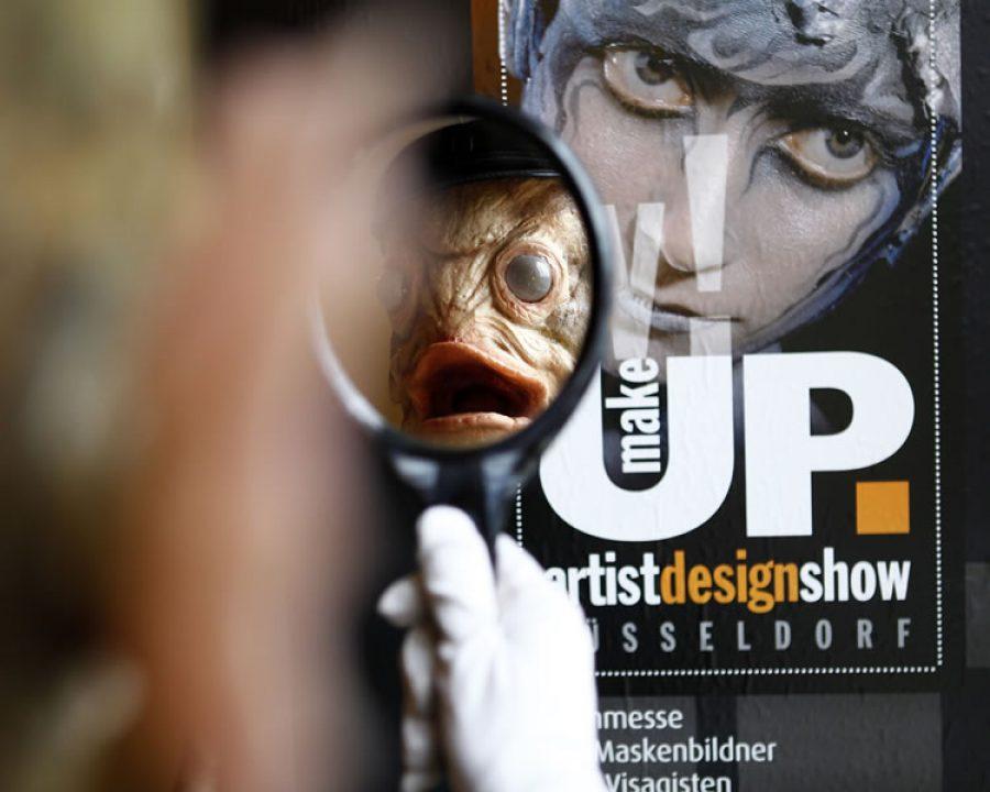 Frisuren 2018 - Hochkarätiges Fachprogramm auf der make-up artist design show Düsseldorf 2018
