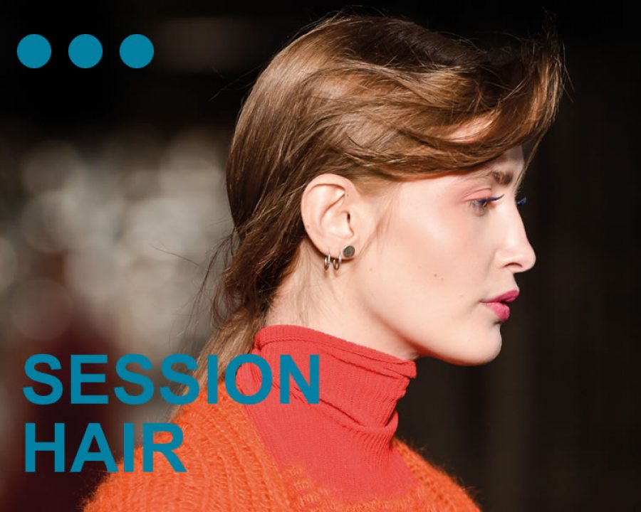 Newsbild Session Hair in London