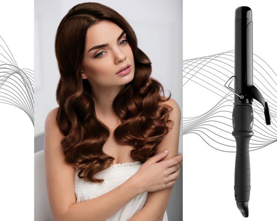 Frisuren 2018 - Curls Up! Neue Lockenstab Edition von Efalock Professional Tools