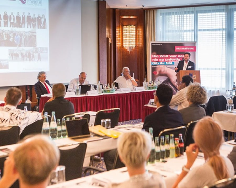 Frisuren 2018 - ZV Mitgliederversammlung 2018 in Hannover