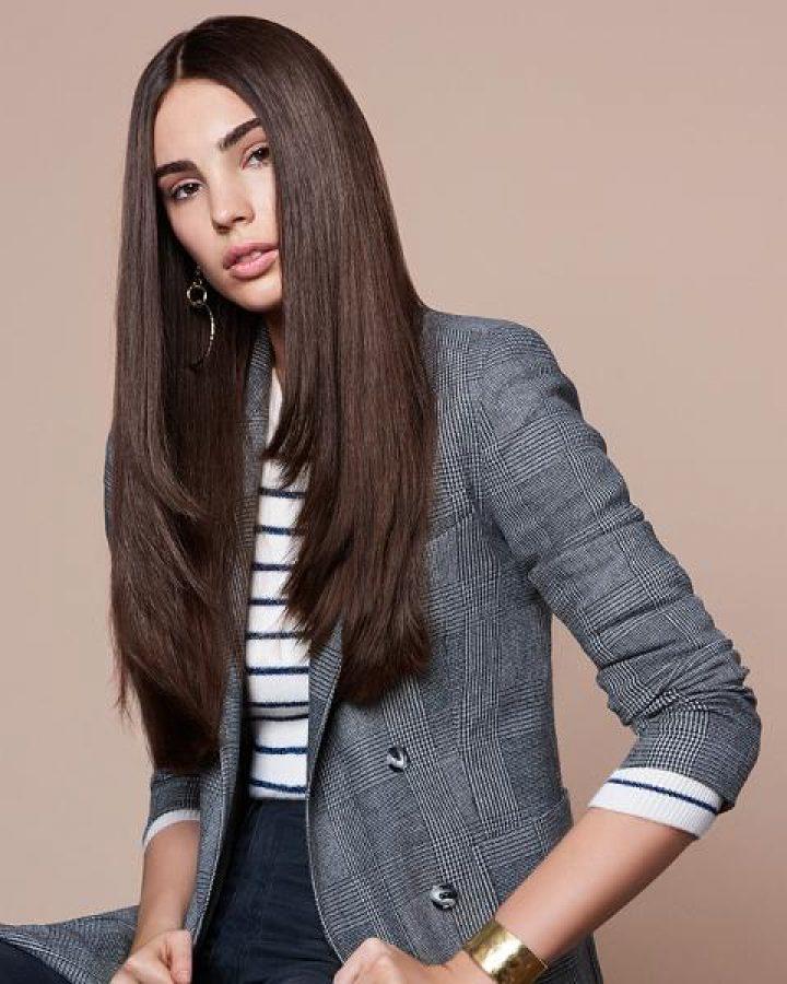 Die Haartrends Herbst Winter 2018 2019 Friseurportal Frisuren