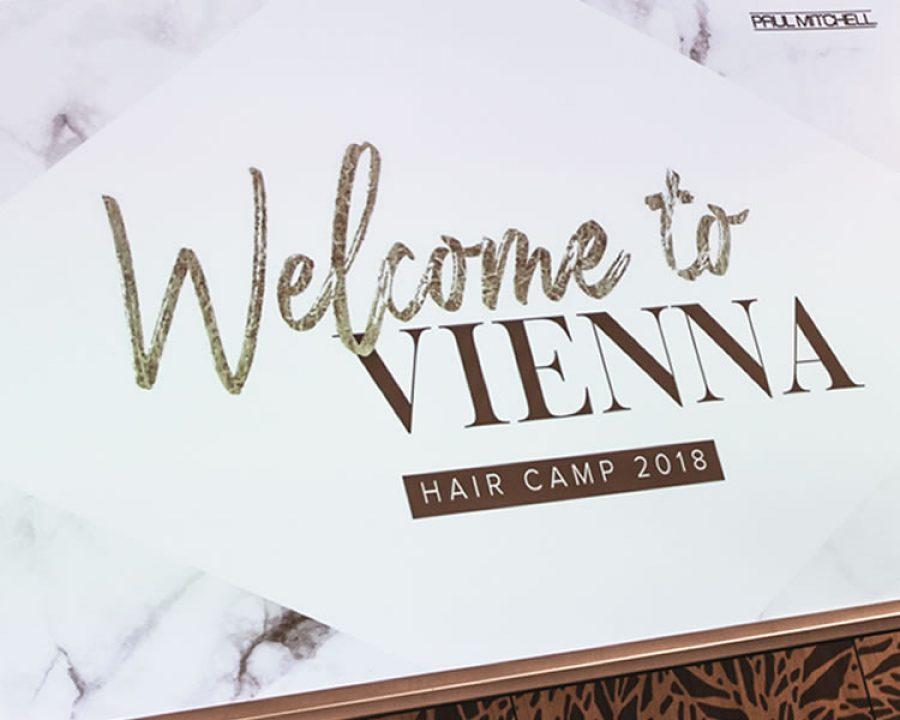 Frisuren 2018 - Vienna Calling - das Hair Camp 2018