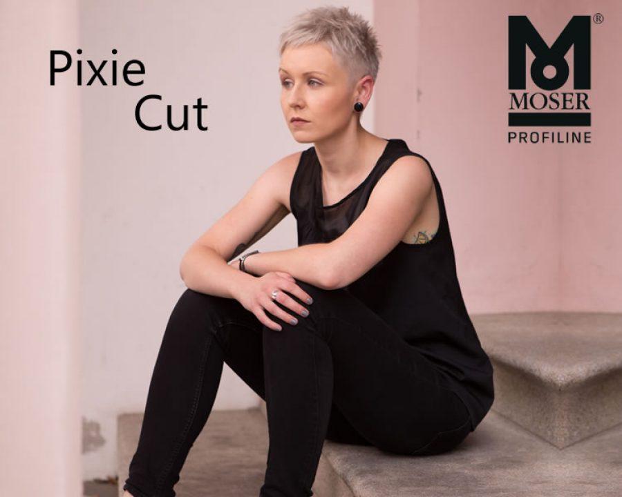 Frisuren 2018 - Pixie Cut