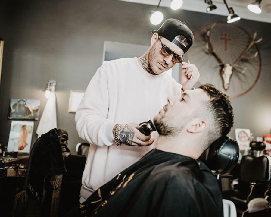 Frisuren 2018 - Barbershop Insights mit Felix Hohleich