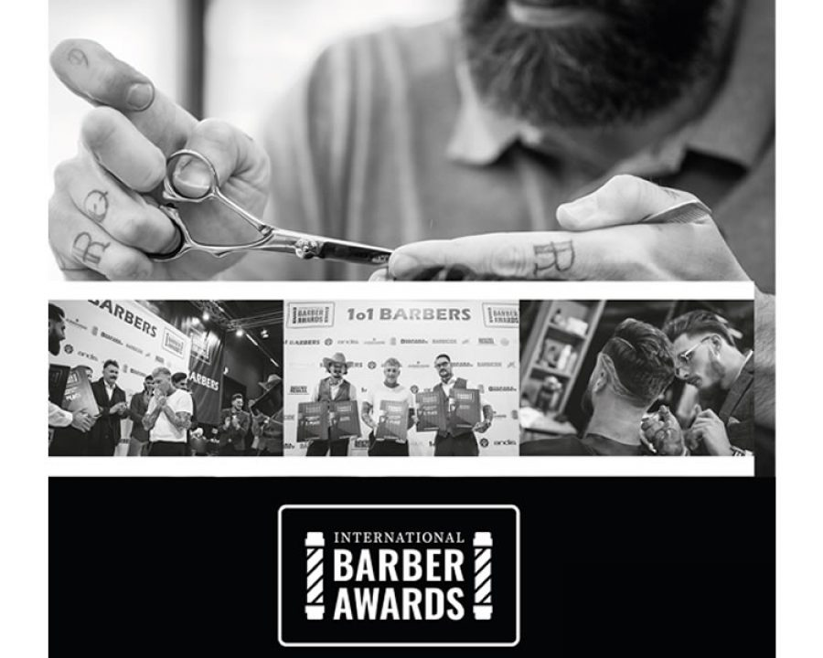 Newsbild Live-Competitions fürs Finale International Barber Awards 2018