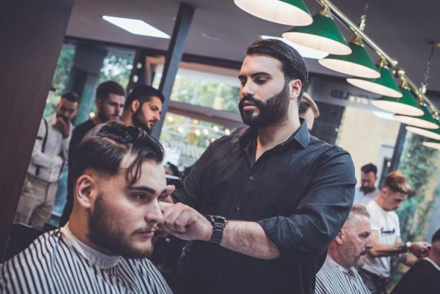 Live-Competitions fürs Finale International Barber Awards 2018