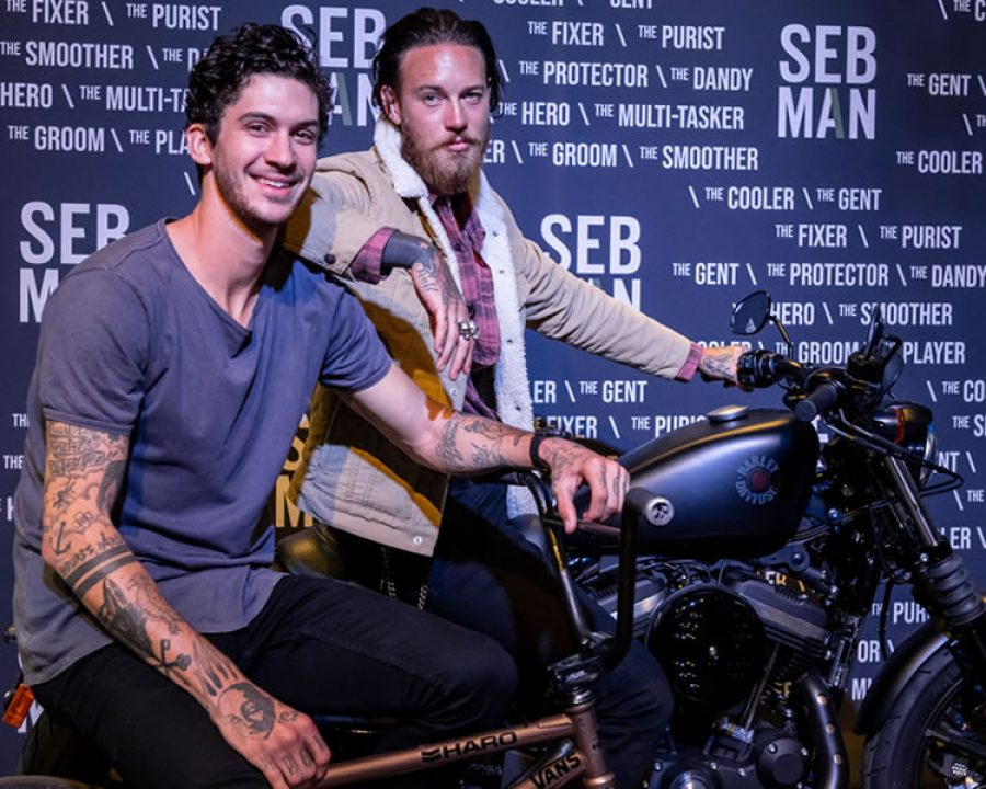 Global Mens Grooming Media & Influencer Event Milano
