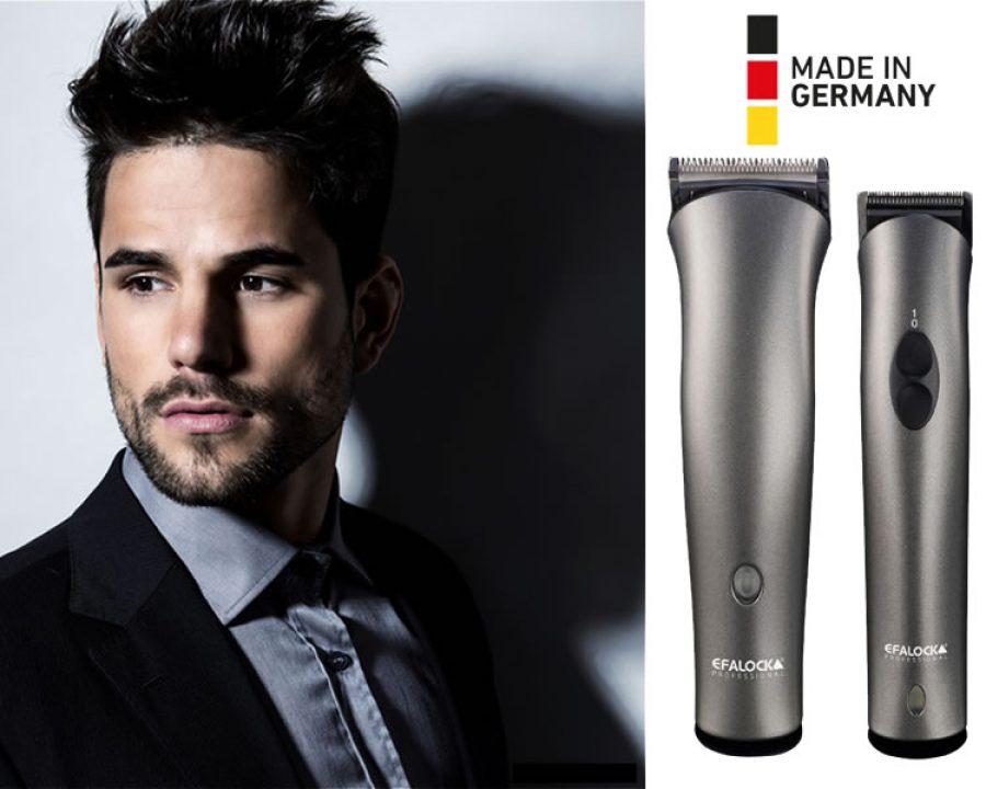 Frisuren 2018 - XP Plus und XS Plus Professional Haarschneidemaschinen von Efalock
