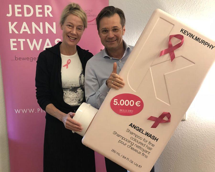 Frisuren 2018 - KEVIN.MURPHY LOVES PINK