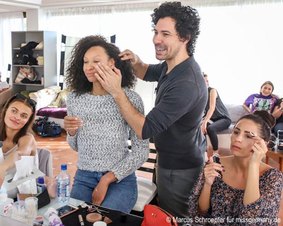 Profitipps von Make-up-Artist Boris Entrup