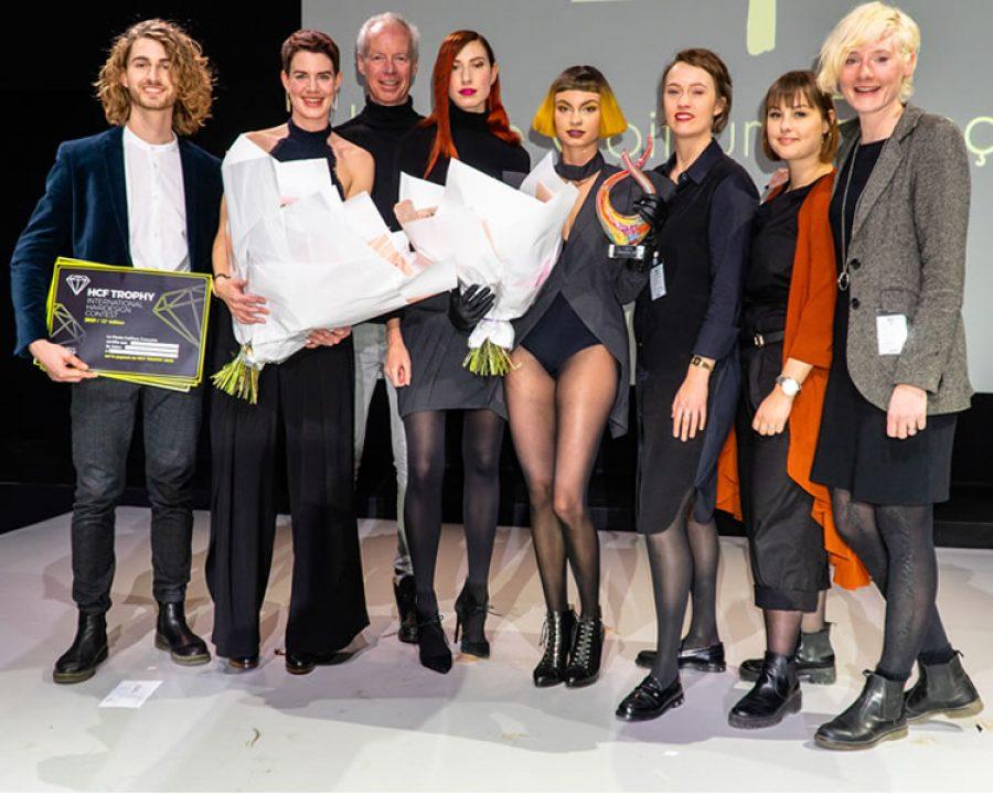 Sigi Renner Friseure (SRF) siegt beim HCF-Fotowettbewerb in der Hauptstadt der Mode