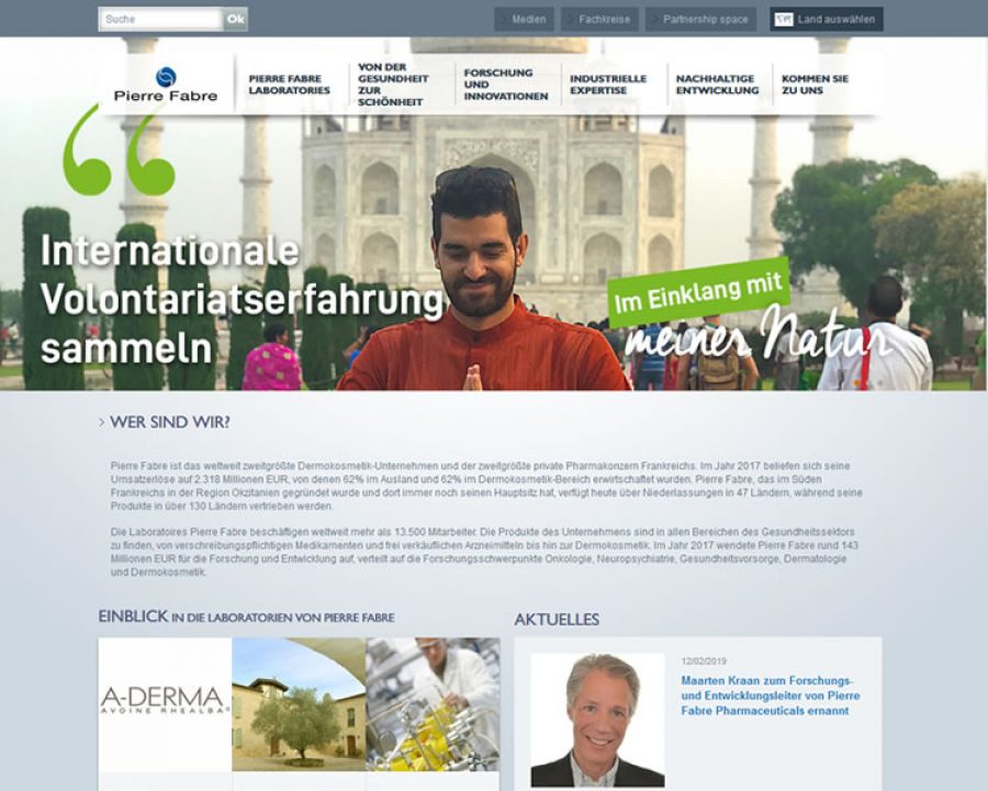 Pierre Fabre Dermo-Kosmetik GmbH: