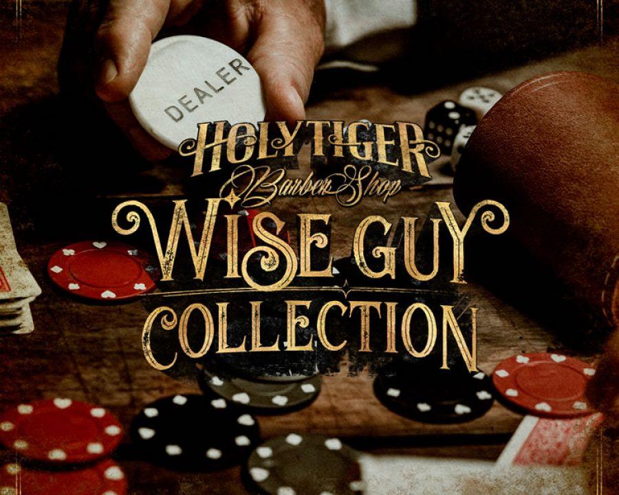 Frisuren 2019 - The Wise Guy Kollektion - Holy Tiger Barbershop