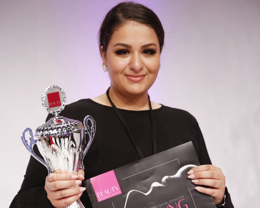 Newsbild Sinem Cinar aus Brühl gewinnt Young Make-up Talent Award