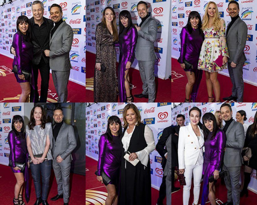 Frisuren 2019 - M2 Hair Culture stylt die VIPs beim Radio Regenbogen Award 2019