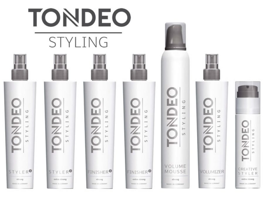Frisuren 2019 - TONDEO STYLING - 7 Produkte mit Stil!