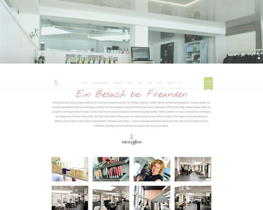 Intercoiffure Andrea Filthaus: Friseursalons