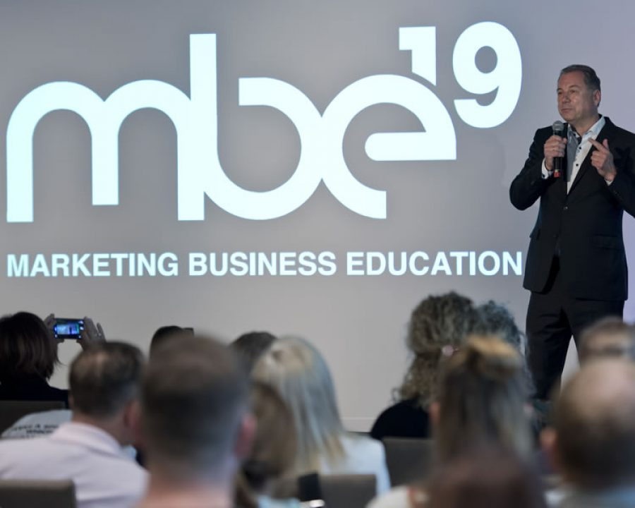Der mbe19 Kongress
