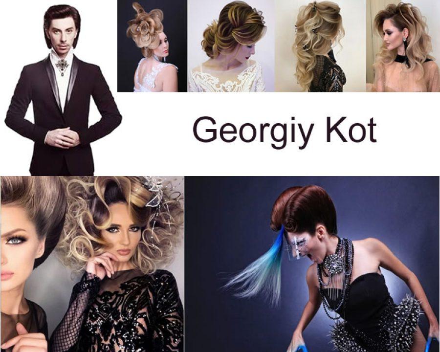 Frisuren 2019 - Georgy Kot Show Masterclass
