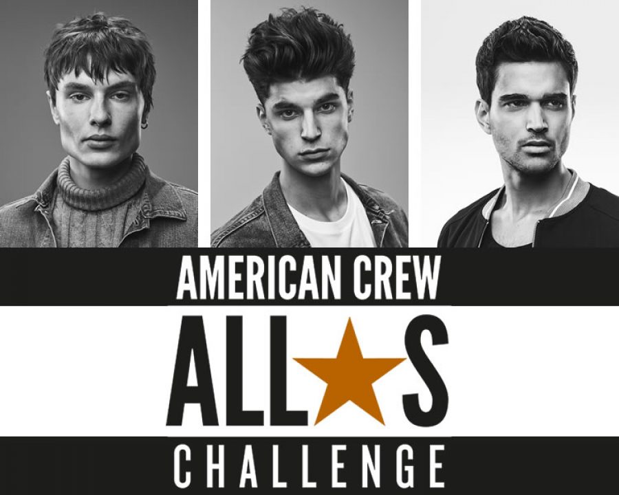 Newsbild American Crew All Star Challenge 2019