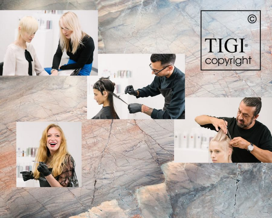 Newsbild Einführung des neuen TIGI Copyright Colour True Light Freestyle Blonder