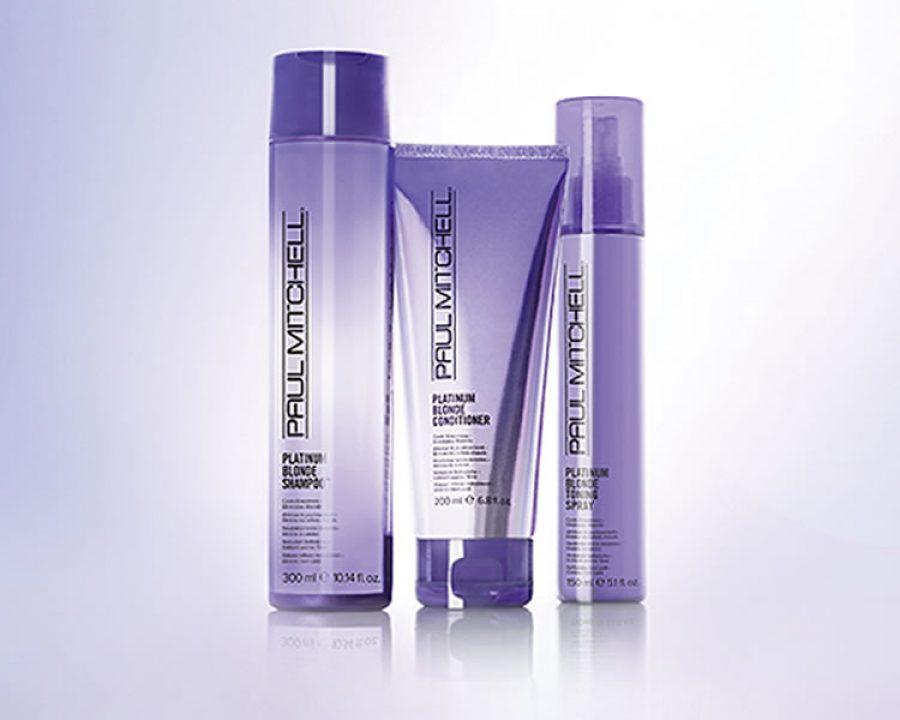 Platinum Blonde - heiße Produkte für kühle Blondinen