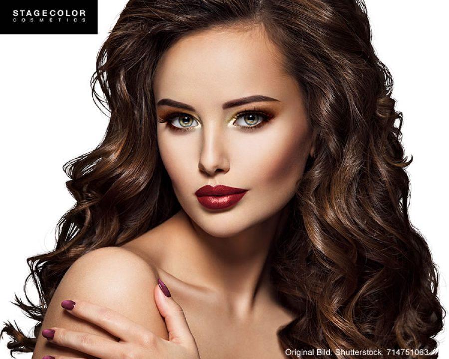 Frisuren 2019 - Eine Reise über alle Grenzen hinaus: der neue Make-up Trend Odyssey
