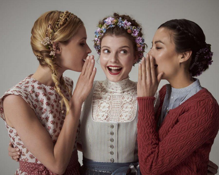 Naturlich Romantisch Edel Wiesn Looks 2019 Friseurportal Frisuren