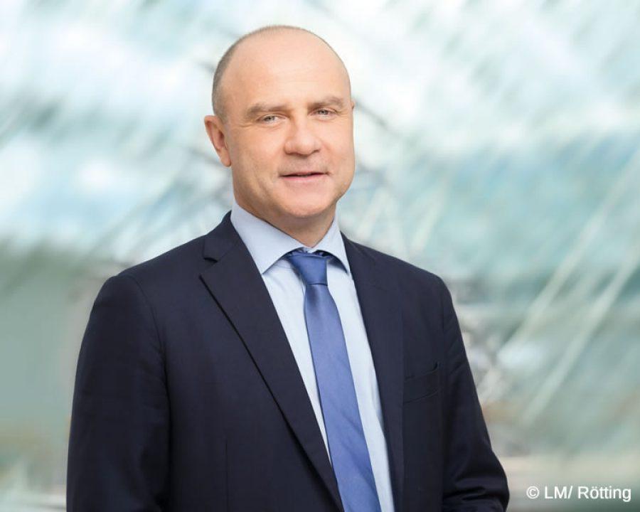 Steffen Jantz wird Director MarCom der Messe Düsseldorf