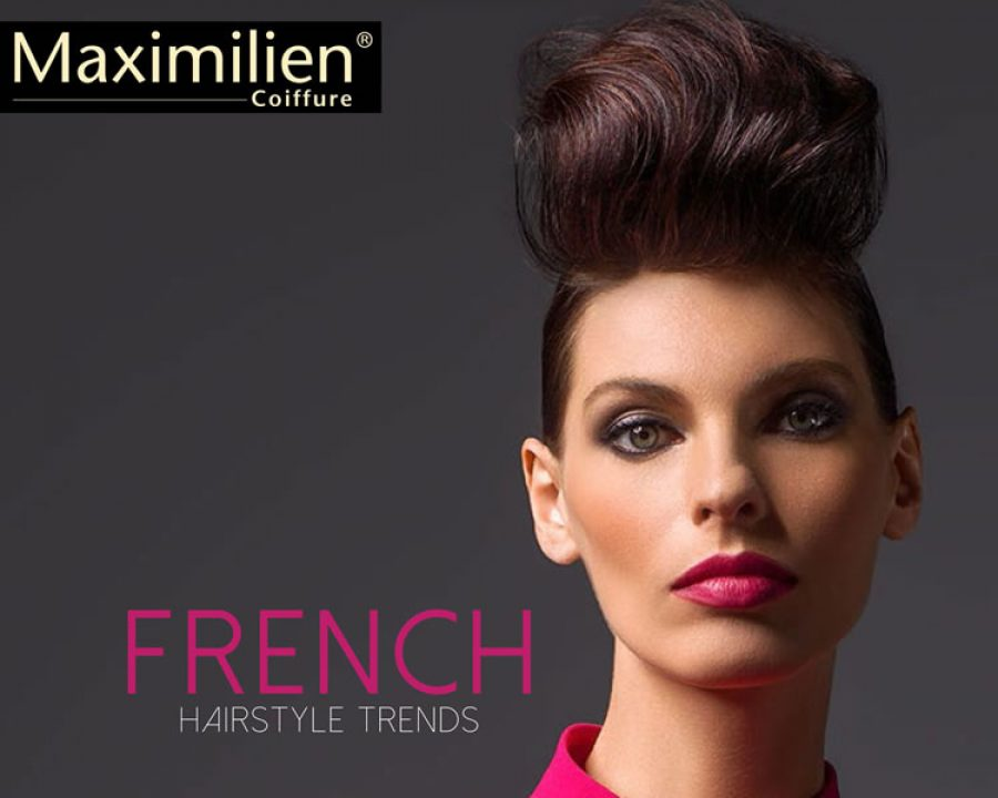 Bild French Hairstyle Trends