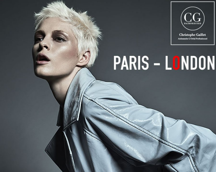 Frisuren 2019 - Christophe Gaillet - Kollektion Paris-London