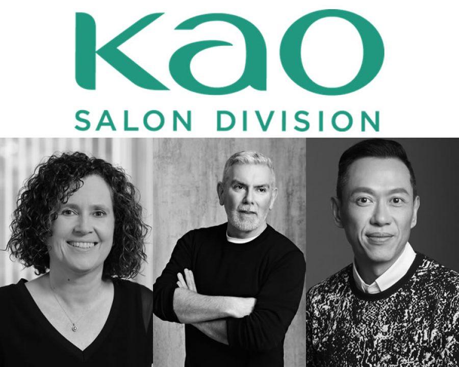 Frisuren 2019 - Kao Salon Division gibt wichtige Ernennungen im Global Leadership Team bekannt