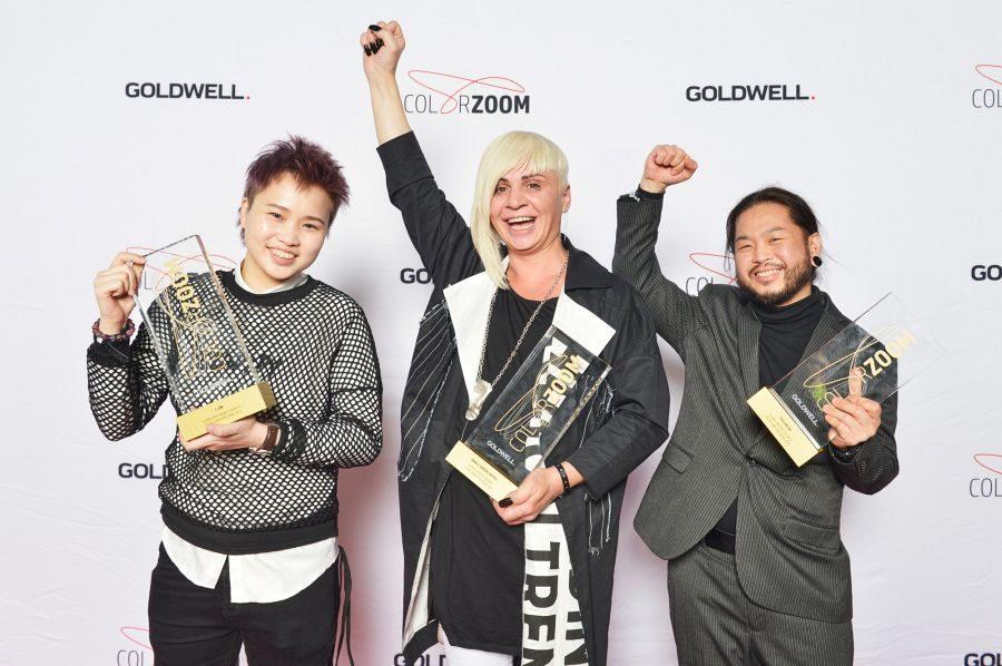 Goldwell feiert die Internationalen Gewinner der Color Zoom Challenge 2019