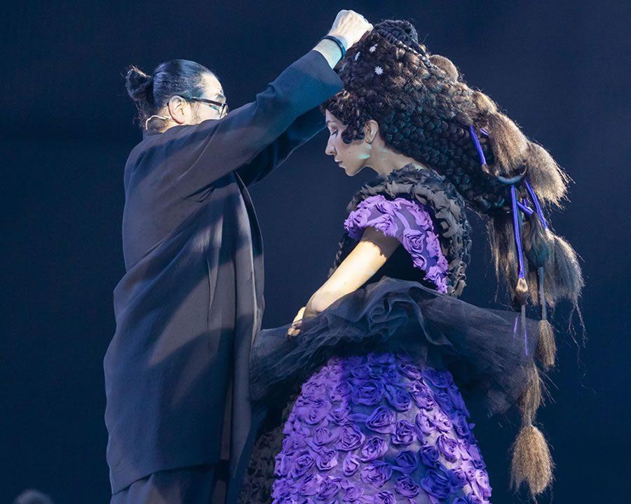 Bild Figaros Hochzeit mit Sisi oder warum Mario Krankl Sterne liebt