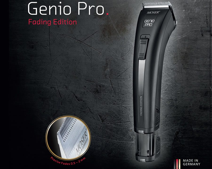 Neue Moser Genio Pro Fading Edition für den perfekten Übergang