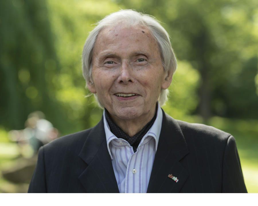 Ehrenpräsident Alfred Preußner wird 90