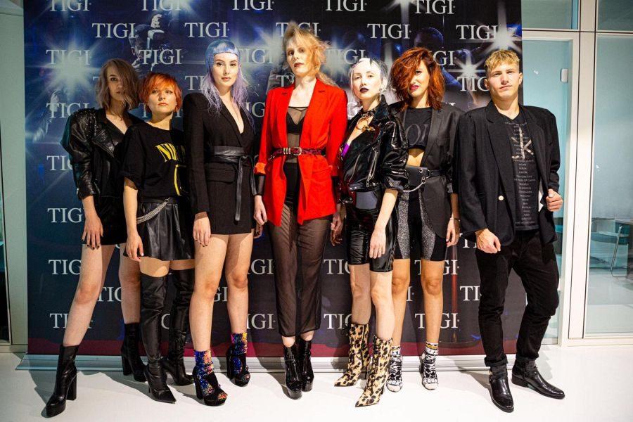 TIGI Inspiration Days: Neues Seminarkonzept begeistert mit angesagten Trends & Looks aus London