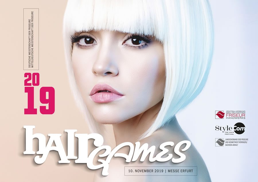 hairGAMES 2019 - BE DIFFERENT.