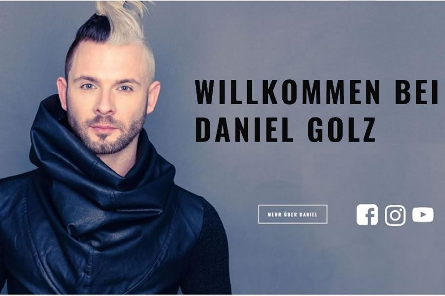 Bild Hairfashion Christmas-Event mit Daniel Golz