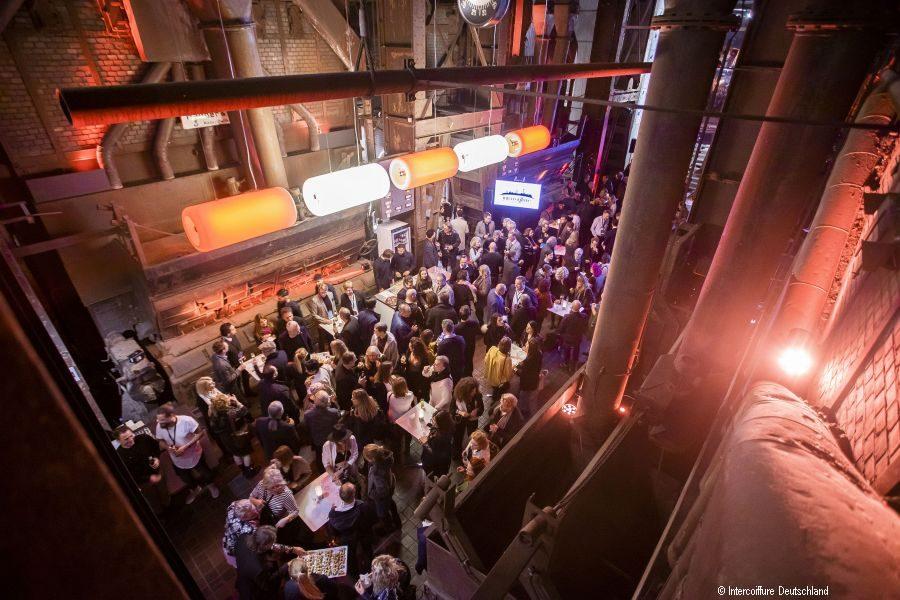 Intercoiffure feiert am ersten November Wochenende 2019 mit rund 350 Gästen in Essen