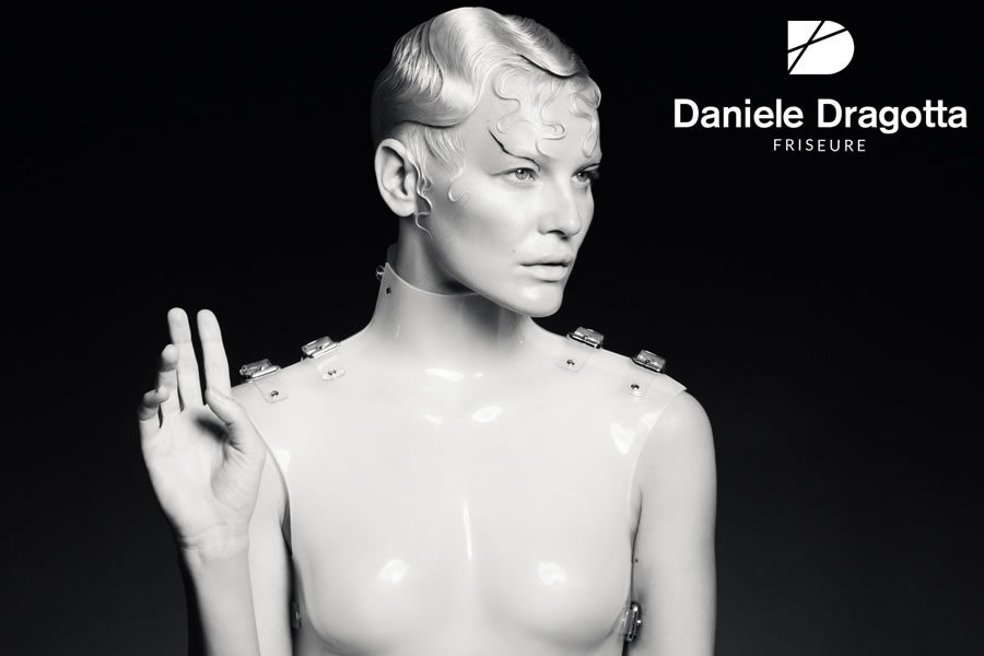 "Daniele Dragotta präsentiert ""ice-blond attraction"" Kollektion - Bild"