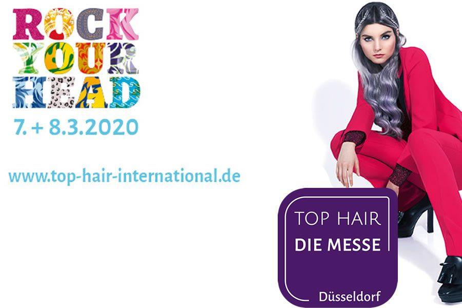 TOP HAIR – DIE MESSE Düsseldorf 2020: Cut, Colour und Styling in allen Facetten