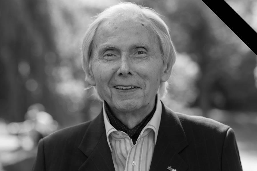 Trauer um Ehrenpräsident Alfred Preußner - Bild