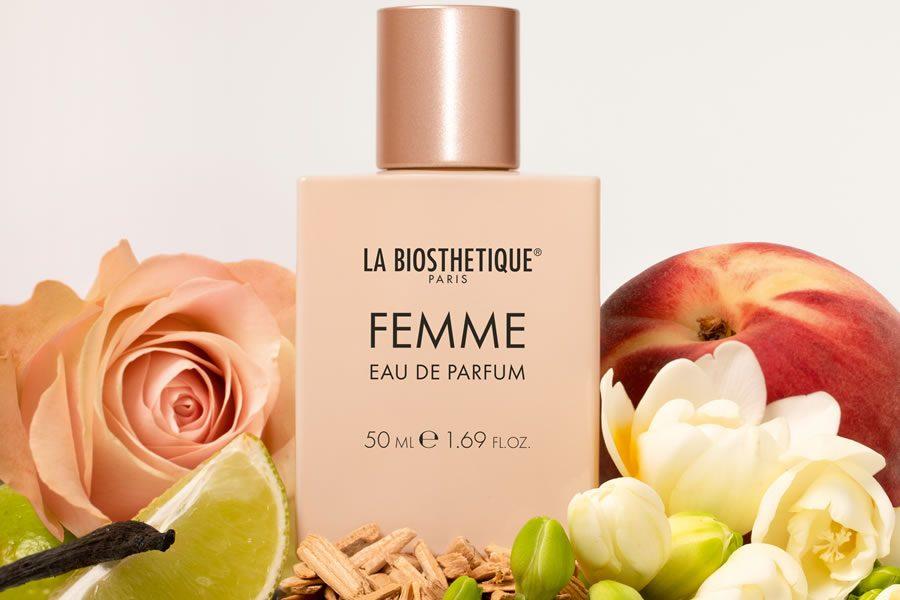 FEMME - Der neue Damenduft von La Biosthétique - Bild
