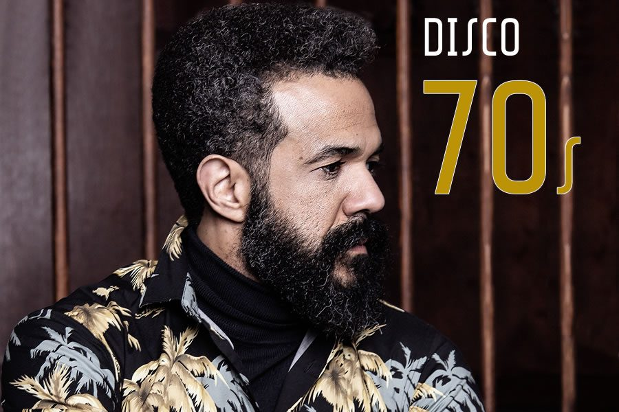 Bild Decades Trendlook ‹Disco›