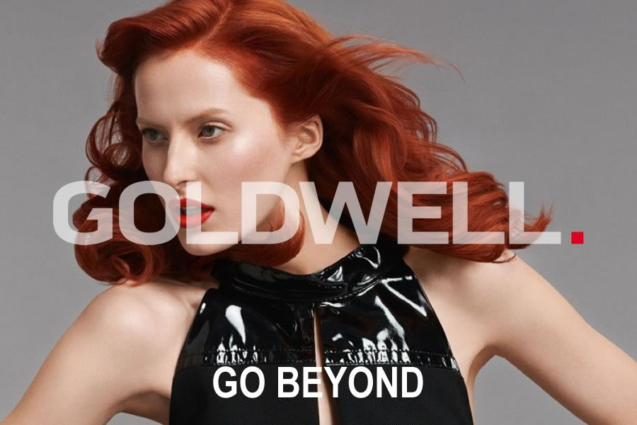 GO BEYOND - Die Editorial Collection 2020 von Goldwell - Bild