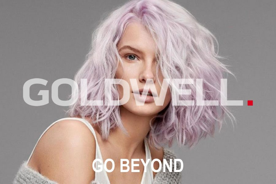 GO BEYOND - Die Editorial Collection 2020 von Goldwell